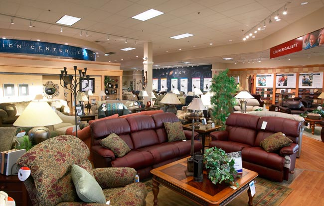 LaZBoy - Union City Interior